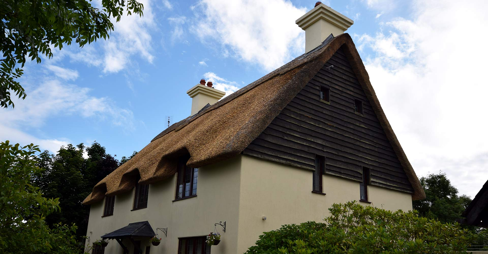 Thatching service west ireland
