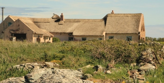 full thatched house ballyconnelly