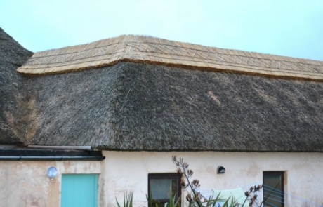weather withstanding thatching