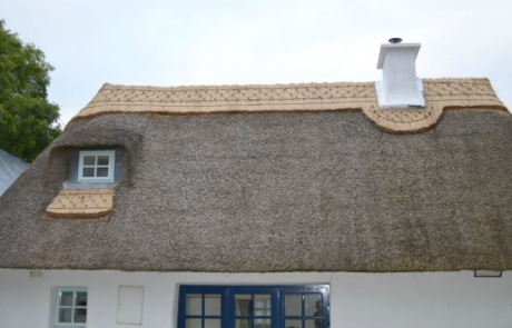 new thatching ballyconnelly ireland