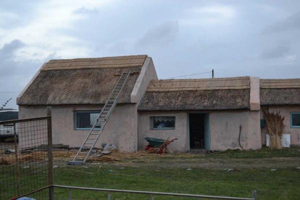 connemara finn old thatching