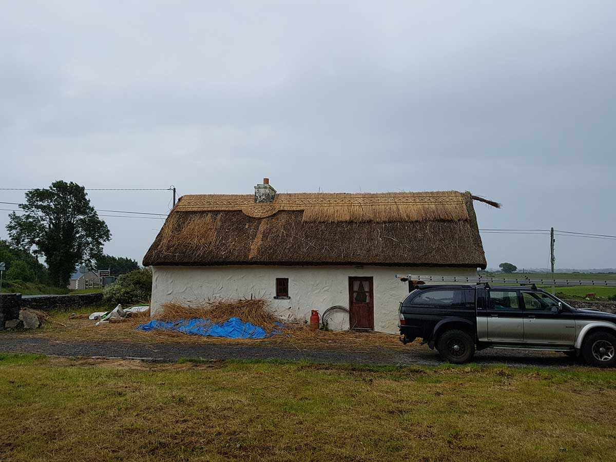 new thatching oenne