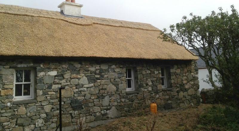 ronan finn thatching services oranmore galway