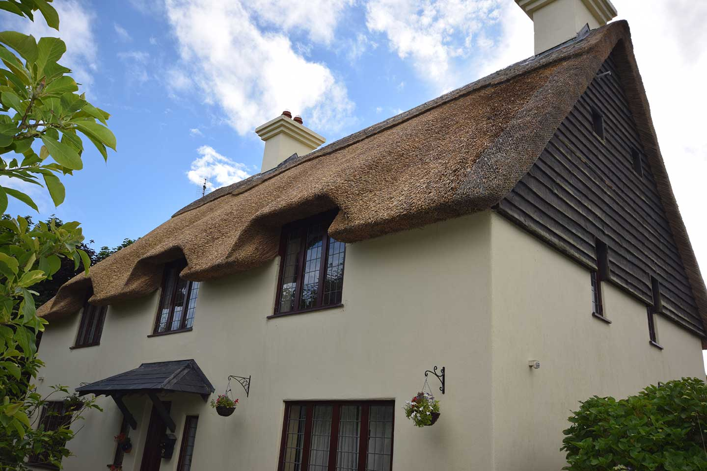 oughterard house thatching service