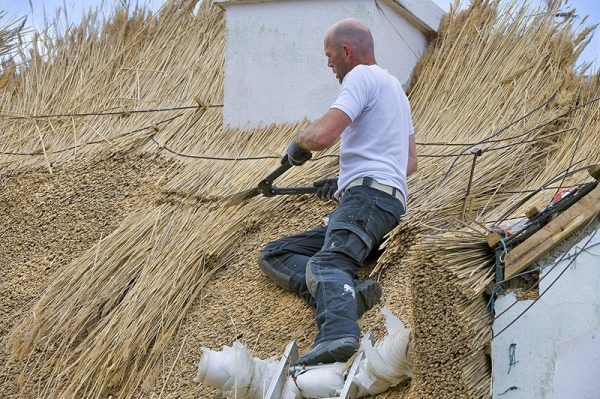finn traditional thatching services galway