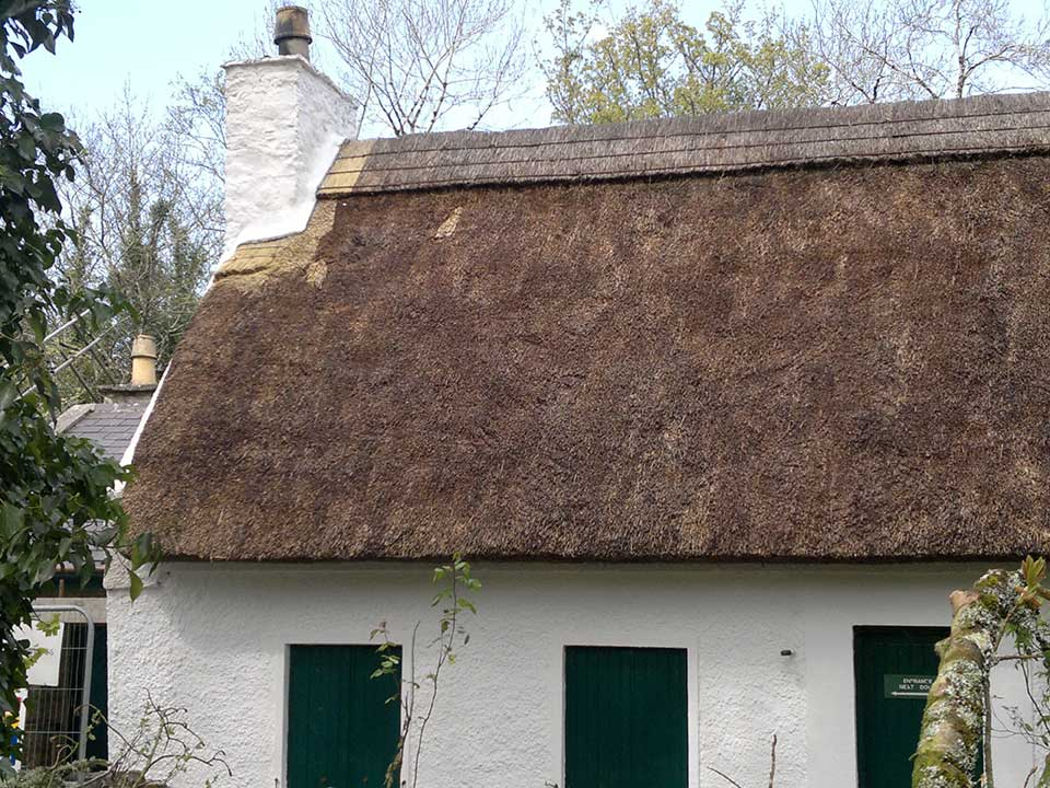 thatching-repairs-ronan-finn-services