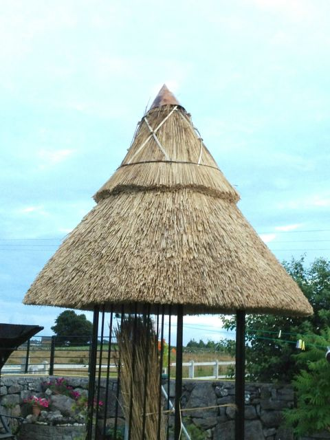 Garden Features Thatching Services